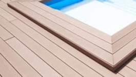 Pardoseli exterior - lemn